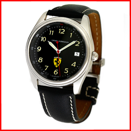 Girard Perr Ferrari Watches