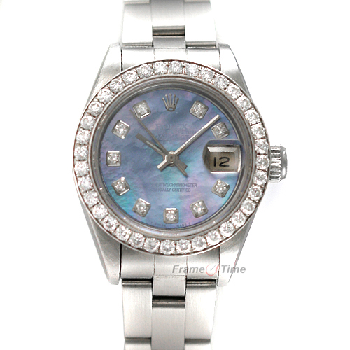 Rolex Diamonds Watch